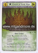 A Game of thrones - 2x Crown of Azor Ahai #023