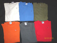 Lot of 2 Old Navy  Youth Boys Thermo Shirts Long Sleeve 100% Cotton Sz Small