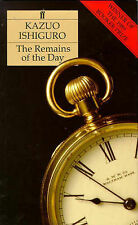 The Remains of the Day, Ishiguro, Kazuo Hardback Book