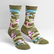 Sock It To Me Women's Crew Socks - Uni-Camo