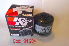 K&N- 204 FILTRO OLIO Per KAWASAKI Z1000 2005