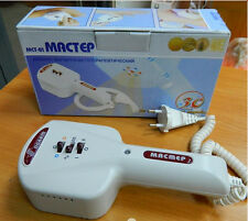 MASTER MAGNETIC THERAPY DEVICE FOR BROAD RANGE OF DISEASES, 220 V ENGLISH MANUAL
