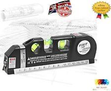 Multi-Purpose Laser Level 4 n 1 Self-Levelling Cross Balance Measuring Lines UK