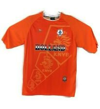 HOLLAND Nederlands Fotboll Kit SOCCER Jersey Drako Authentic one size FIFA