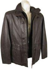 Abrigos y chaquetas de hombre de piel talla 50