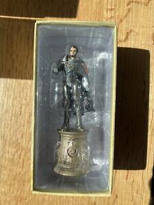 Eaglemoss General Zod Chess Superhero  Collection DC Comics Figurine