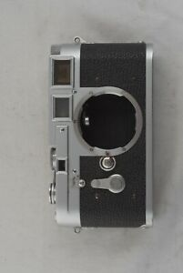[AS IS] Leica M3 #744014 Camera Body Parts or Repair