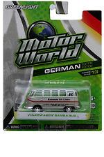GreenLight Motor World Volkswagen Samba Bus German Ed. Ser13