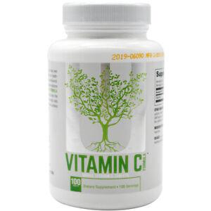 Universal Nutrition Formula Vitamin C Pills 500mg (100 tablets) Immune Support