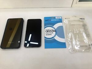 LG V50S 5G Black 256GB Good Condition Unlocked Dual screen included