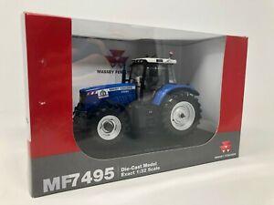 NEW 1:32 Ltd Edition UH Farm MF 7495 DynaVT Tractor Model Dealer Box