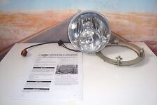 "Headlight 7"" HID Xenon Head Lamp Harley 68043-06B Fits FLHT Touring Electra  R4"