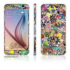 Samsung Galaxy S6 Skin Sticker Kit Sticker Bomb v1