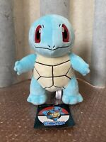 Pocket Monster Plush Doll SQUIRTLE Pokemon Center Original Cute Fluffy JAPAN