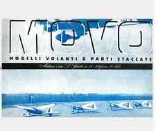 MODELLISMO AEREO Catalogo Modellismo MOVO 1941 - DVD