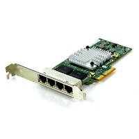 HP NC365T 593743-001 4 Port PCIe 1 Gbps Ethernet Adapter 593720-001