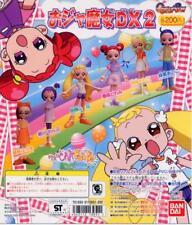 BANDAI Magical Ojamajo Doremi Gashapon Hazuki Aiko Onpu Majo Rika DX PART 2