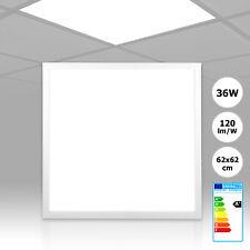Xtend LED Panel 62x62 Kaltweiß 36W 4320lm 6000K 120lm/W Rasterleuchte PMMA
