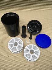 AP Universal Film Developing Tank + 2 Spirals for 35mm/120/220/127