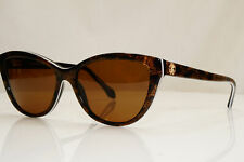 Authentic ROBERTO CAVALLI Womens Sunglasses Butterfly GOLD Algieba 808 055 28554
