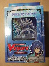 Cardfight Vanguard VGE-TD01 English Blaster Blade Trial Deck Sealed