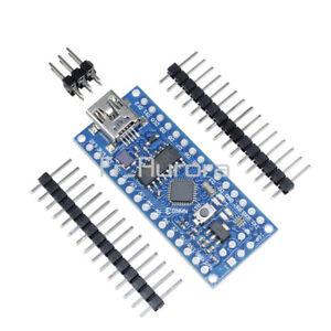 1/2/5/PCS Nano V3.0 ATmega168 USB 16M 5V Mini-controller CH340G For Arduino