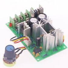 Motor Speed Regulator Dc 6 60v Power Drive Module Pwm Motor Speed Controller 20a
