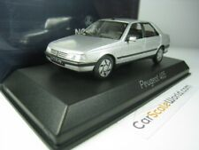 PEUGEOT 405 SRI 1991 1/43 NOREV (QUARTZ GREY)