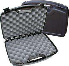 MTM Universal Foam Air Airsoft BB Paintball Pellet 9mm Gun Handgun Pistol Case