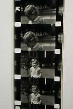 HOME MOVIE EARLY 30TH B &W 16MM FILM ROLLED NO REEL D44