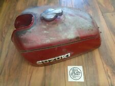 1976 SUZUKI GT500 FUEL TANK WITH CAP