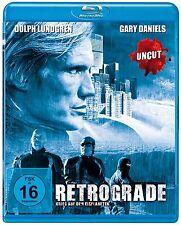 Retrograde - Krieg auf dem Eisplaneten ( Action-Sci-Fi BLU-RAY )- Dolph Lundgren