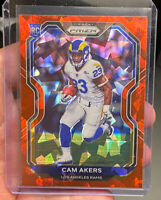 2020 Prizm & Gold Standard Cam Akers Rookie 4 Card Lot LA Rams FSU