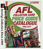 AFL COLLECTOR CARD PRICE GUIDE CATALOGUE (1988-2017 ) EDITION 3 (700 PAGES)+++