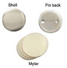 32mm 100sets Pin Badge Button Parts Supplies For Button Making Machine