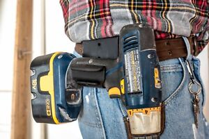 Drill Holster, Best Drill Holster, By Far Best Holster Out There Yet!