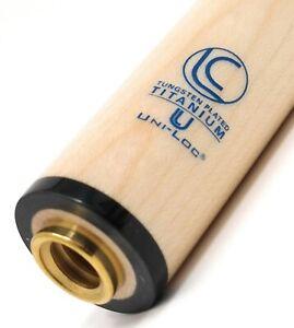 Lucasi Carom Pro - 3 Cushion Billiards Cue Shaft - Kamui Tip, UniLoc QR Joint