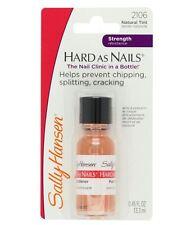 Sally Hansen Hard As Nails Hardener, Natural Tint [2106], 0.45 oz
