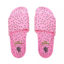 Vans x The Simpsons D'ohnut Slide- On Sandals VN0A45JE12Z Unisex Slideon Sandal