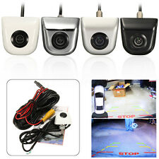 170° Wide Mini Waterproof Night Vision HD Car Rear View Reverse Backup Camera