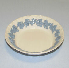 Wedgewood China Queensware Lavender On Cream Shell Fruit Bowl VG+