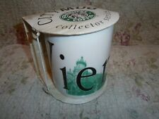 NEW Starbucks Coffee City Mug Collector Series Vienna 16 oz 2002