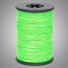Flo Green BCY 3D Serving Thread .017 120 Yard Jig Spool Bow String