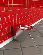BACK TO WALL SHROUDED P TRAP TOILET PAN