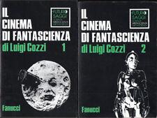 1989 – LUIGI COZZI, IL CINEMA DI FANTASCIENZA – CINEMATOGRAFIA REGISTI ATTORI