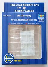 TRUMPETER® 06258 MV-22 Osprey Aircraft Carrier in 1:350