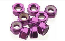 HPI Racing 95863 Aluminum Locknut M5 Purple (10pcs) Baja 5B 2.0 / SS / 5T / 5SC