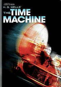 The Time Machine [Region 1] - DVD - Free Shipping. - New