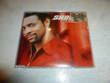 SHAGGY - It Wasn't Me - 2001 European 4-track enhanced CD single