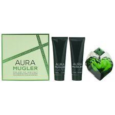 Thierry Mugler Aura Pour Femme - Gift Set With 50ml EDP Spray, 50ml Body Lotion